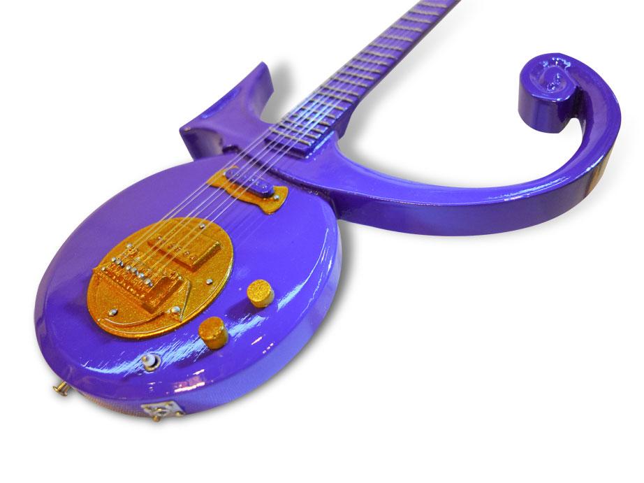 Purple Symbol- Prince