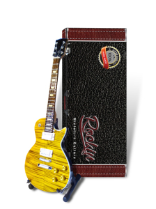 Gibson LP Custom Yellow n Brown